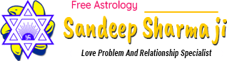 Astrologer Sandeep Sharma Ji